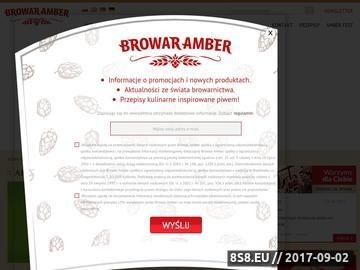 Zrzut strony Naturalnie polskie piwa