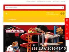 Miniaturka domeny www.brykacze.pl