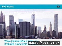 Miniaturka domeny bryla-miejska.eu