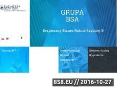 Miniaturka domeny www.bsagency.pl