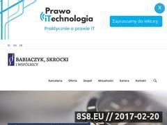 Miniaturka domeny www.bsiw.pl