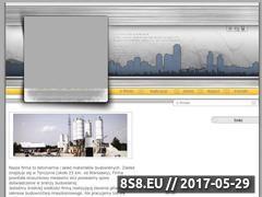 Miniaturka domeny www.btbeton.pl