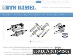 Miniaturka domeny www.bthdaniel.pl