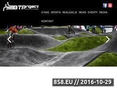 Miniaturka domeny www.btproject.eu