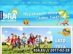 Miniaturka domeny www.btzofia.pl