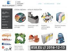Miniaturka domeny www.bud-expert.com.pl