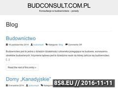Miniaturka domeny www.budconsult.com.pl