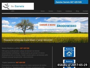 Zrzut strony Buderus Lublin