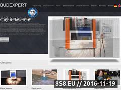 Miniaturka domeny www.budexpert.com.pl