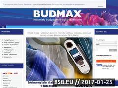 Miniaturka domeny www.budmax.pl
