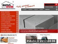 Miniaturka Ogrodzenia betonowe i systemy kominowe (www.budodom.pl)