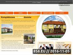 Miniaturka domeny www.budowa-domow.eu