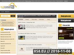 Miniaturka domeny www.budowlanki.pl