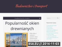 Miniaturka domeny budownictwo-transport.pl