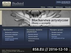 Miniaturka Budstol Wrocław - rynny (www.budstol.eu)