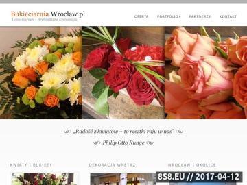 Zrzut strony Bukiety ślubne - kwiaty Wrocław