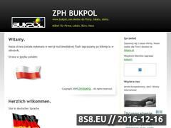 Miniaturka domeny www.bukpol.com