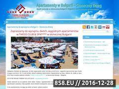 Miniaturka domeny www.bulgaria-sloneczny-brzeg.pl
