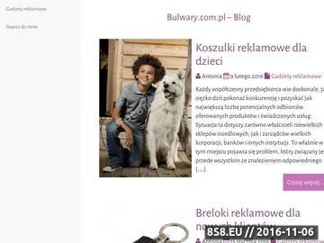 Zrzut strony Nieruchomości Bydgoszcz Bulwary