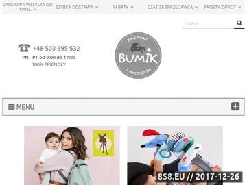 Zrzut strony Zabawki ekologiczne Boon, Ebulobo w sklepie BUMIK