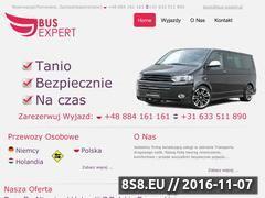Miniaturka domeny bus-expert.pl