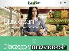Miniaturka domeny buscopan.pl