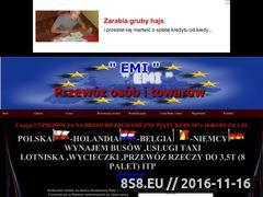 Miniaturka domeny www.busik.cba.pl