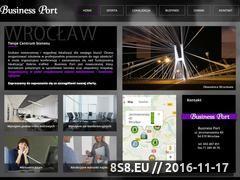 Miniaturka domeny business-port.pl