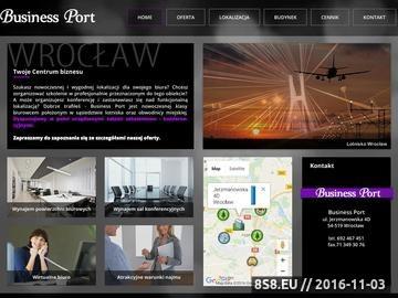 Zrzut strony Biuro do wynajęcia Wrocław