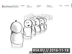 Miniaturka domeny www.businessweb.pl