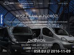 Miniaturka domeny busliner.pl
