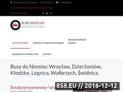 Miniaturka domeny www.busy-wroclaw.com.pl