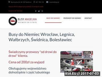 Zrzut strony Busy do Niemiec Bolesławiec - busy-do-niemiec-boleslawiec.html