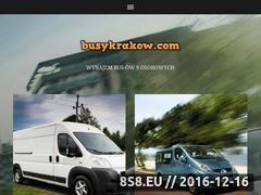 Miniaturka domeny busykrakow.com