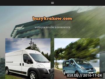 Zrzut strony Wiig Busy Kraków
