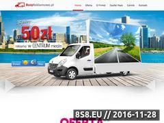 Miniaturka domeny busyreklamowe.pl