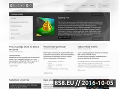 Miniaturka domeny butorg.com.pl