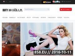 Miniaturka domeny www.butydolozka.pl