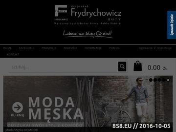 Zrzut strony Buty szpilki Frydrychowicz