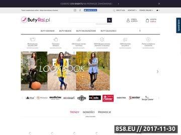 Zrzut strony Buty - sklep butyraj.pl