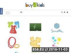 Miniaturka domeny buy4kids.pl