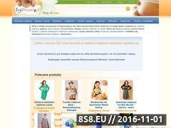 Miniaturka domeny bycmama.pl
