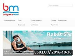 Miniaturka domeny www.bydgoskiemarki.pl