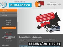 Miniaturka domeny bydgoszcz.busynazachod.pl
