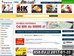 Miniaturka domeny www.bydgoszczak.pl