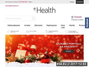 Zrzut strony Drogeria internetowa