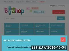Miniaturka domeny byshop.pl
