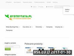 Miniaturka domeny bystrytata.pl