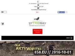 Miniaturka domeny www.bythewayhostel.pl