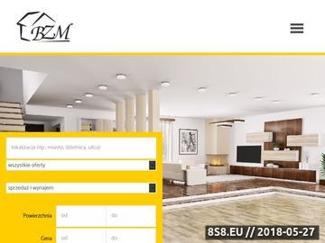 Zrzut strony Sprzedaż nieruchomości Poznań